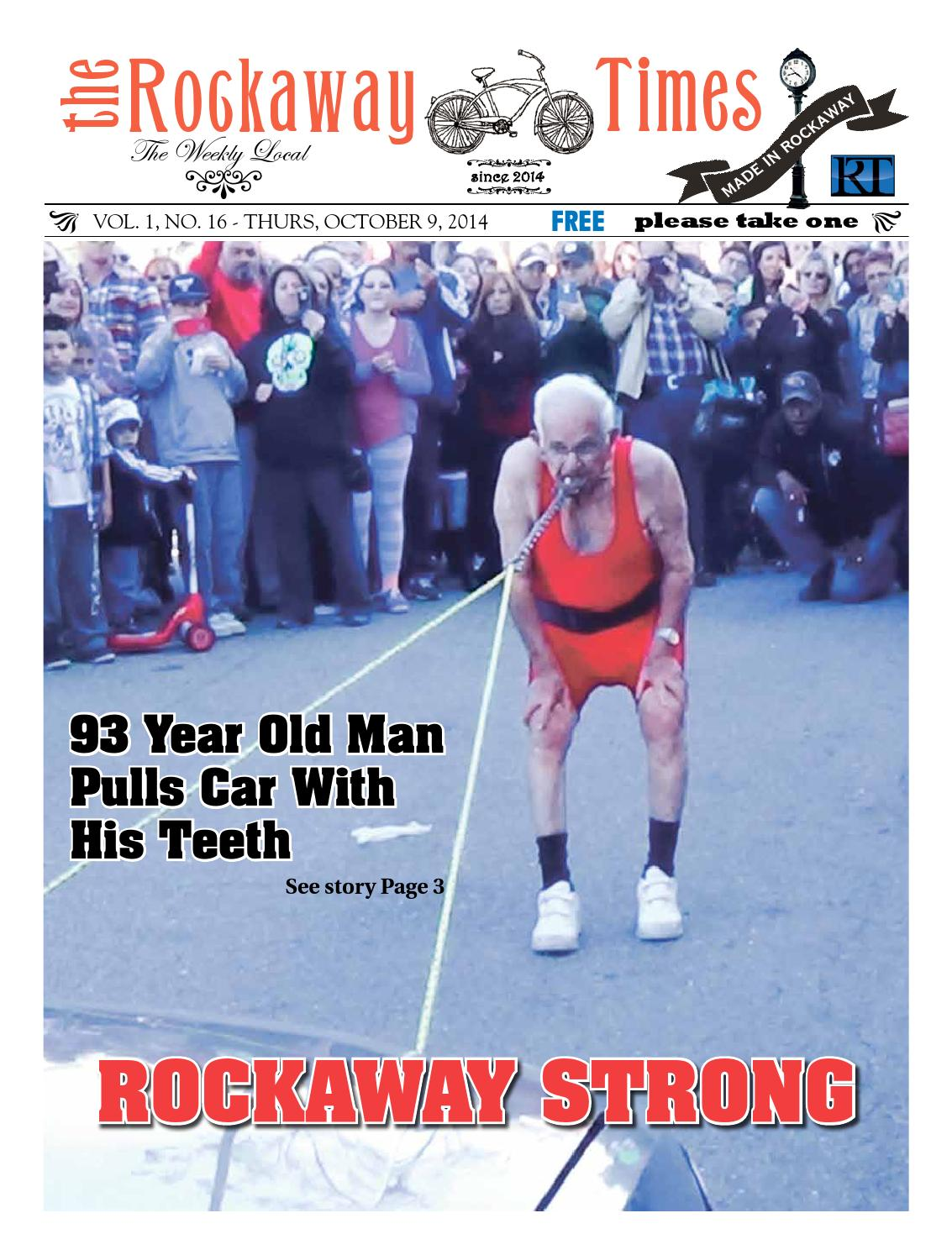 The Rockaway Times: Oct. 9, 2014 by Rockaway Times - issuu