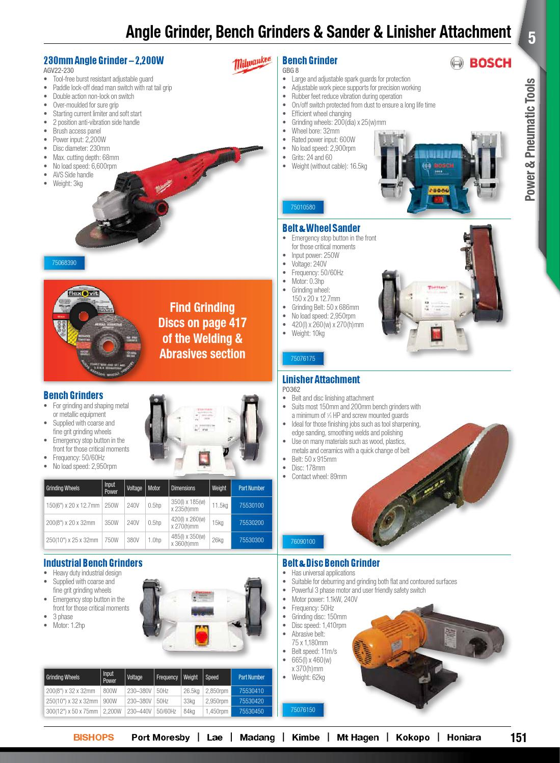 Bishops Power & Pneumatic Tools by ATOM - issuu