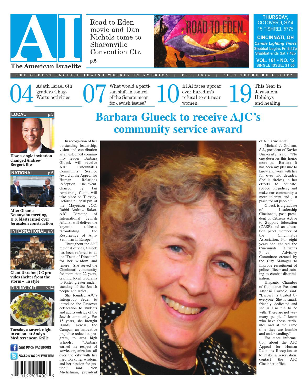 0335ff4a1119 Israelite october 9 2014 by Clermont Sun Publishing Company - issuu