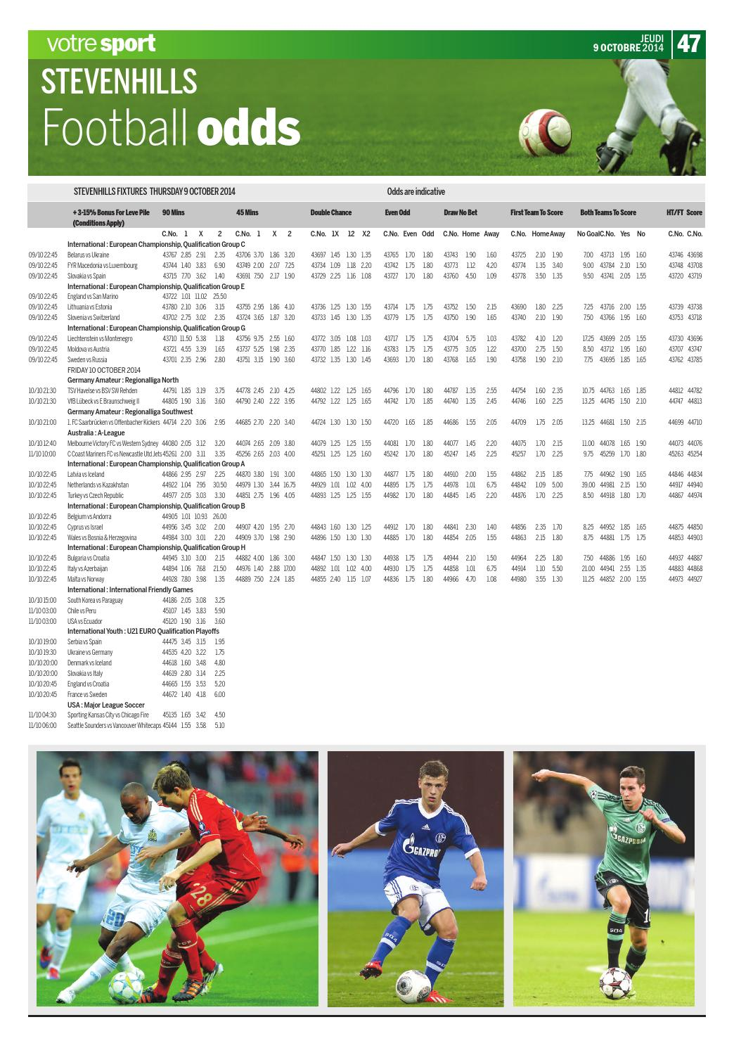 Stevenhills football betting footy predictions today/betting