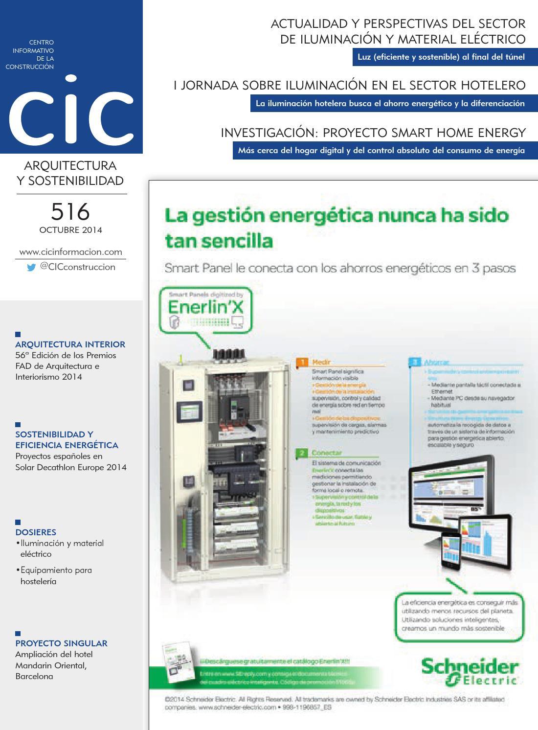 CIC Arquitectura y Sostenibilidad - nº 516 by Digital Newspapers ...