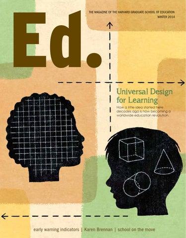 Ed Magazine Winter 2014 By Harvard Graduate School Of Education