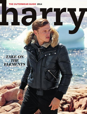 harry the OUte OU OUteRWeAR teRW RWe eAR AR GUIDe GUIDe 2014