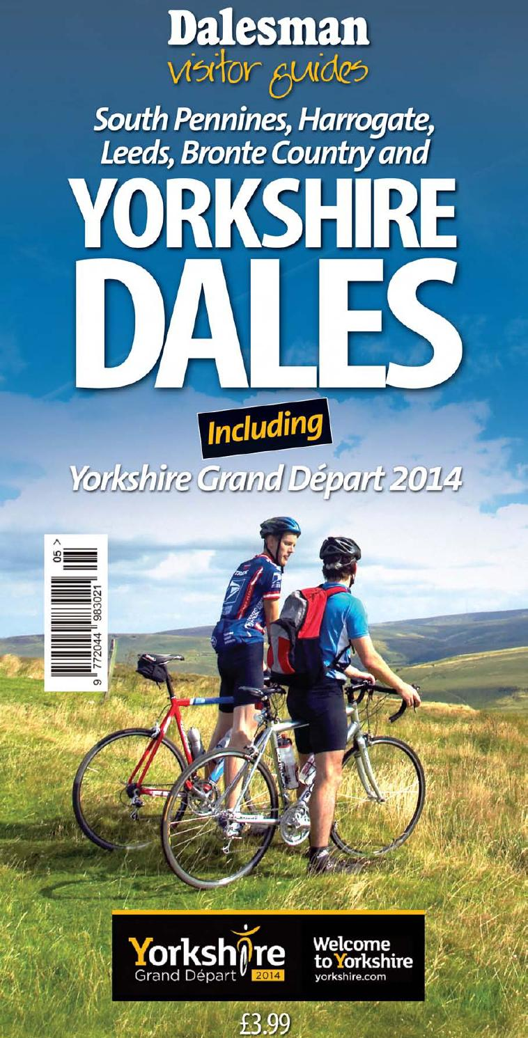 Dalesman Yorkshire Dales visitor guide by Dalesman - issuu