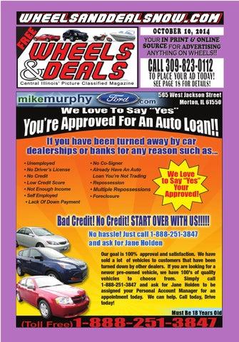 bad credit advertisements truckshopper florida region by showcase media issuu