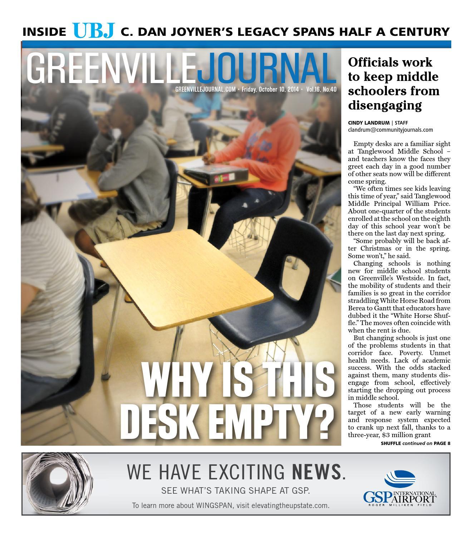 oct 10 2014 greenville journal by community journals issuu