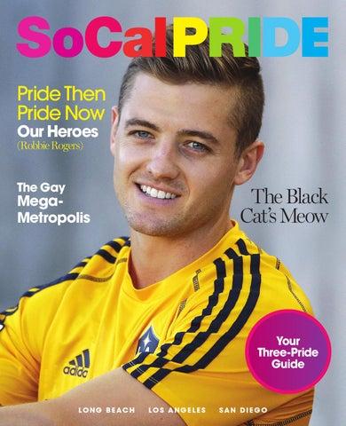 Gay magazine southern california