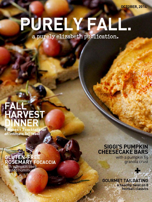 Purely Fall Magazine 2014 By Elizabeth Issuu Fancy Feast Grilled Tuna In Gravy 85g 6 Pcs Free Pouch