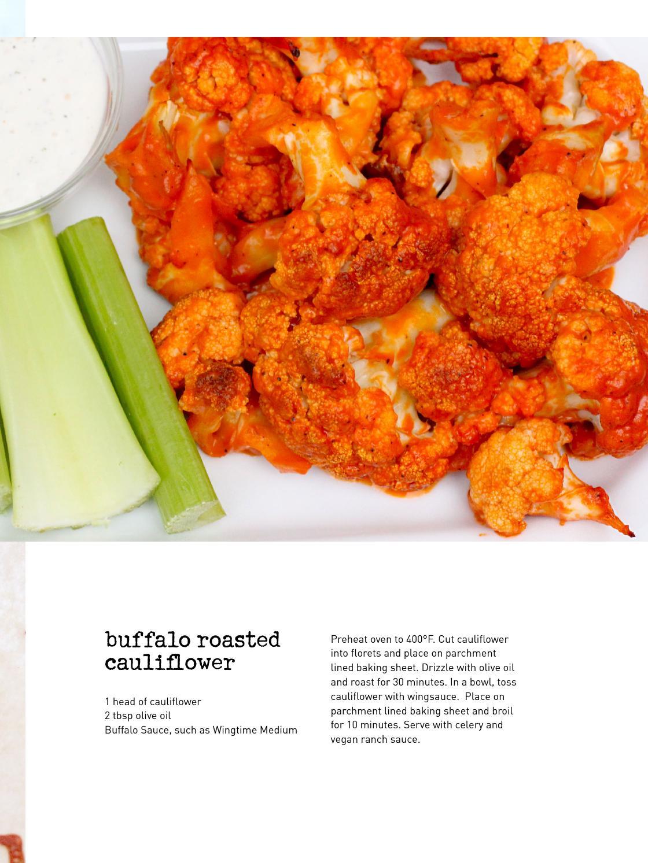 Buffalo Cauliflower Food Network