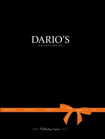 DARIO'S BOOK N°6 by DARIO'S The Gift Trading Company issuu