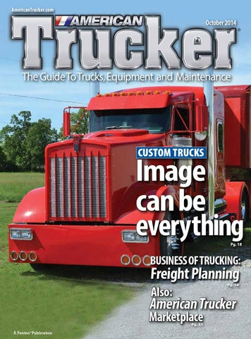 American Trucker October Issue by American Trucker - issuu