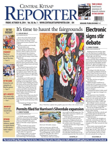 Central Kitsap Reporter October 10 2014 By Sound Publishing Issuu