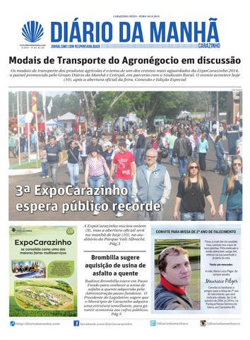 Carazinho by OWS - issuu dd81f82b49