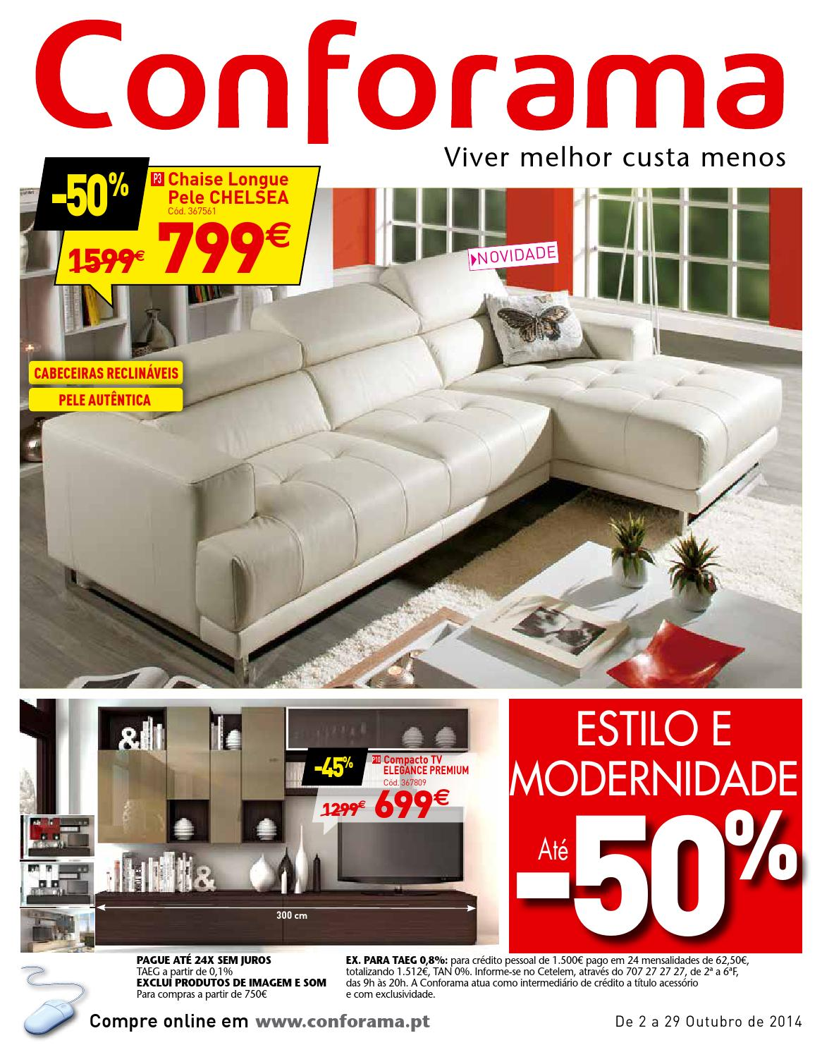 Image of: Conforama Portugal By Masura Issuu