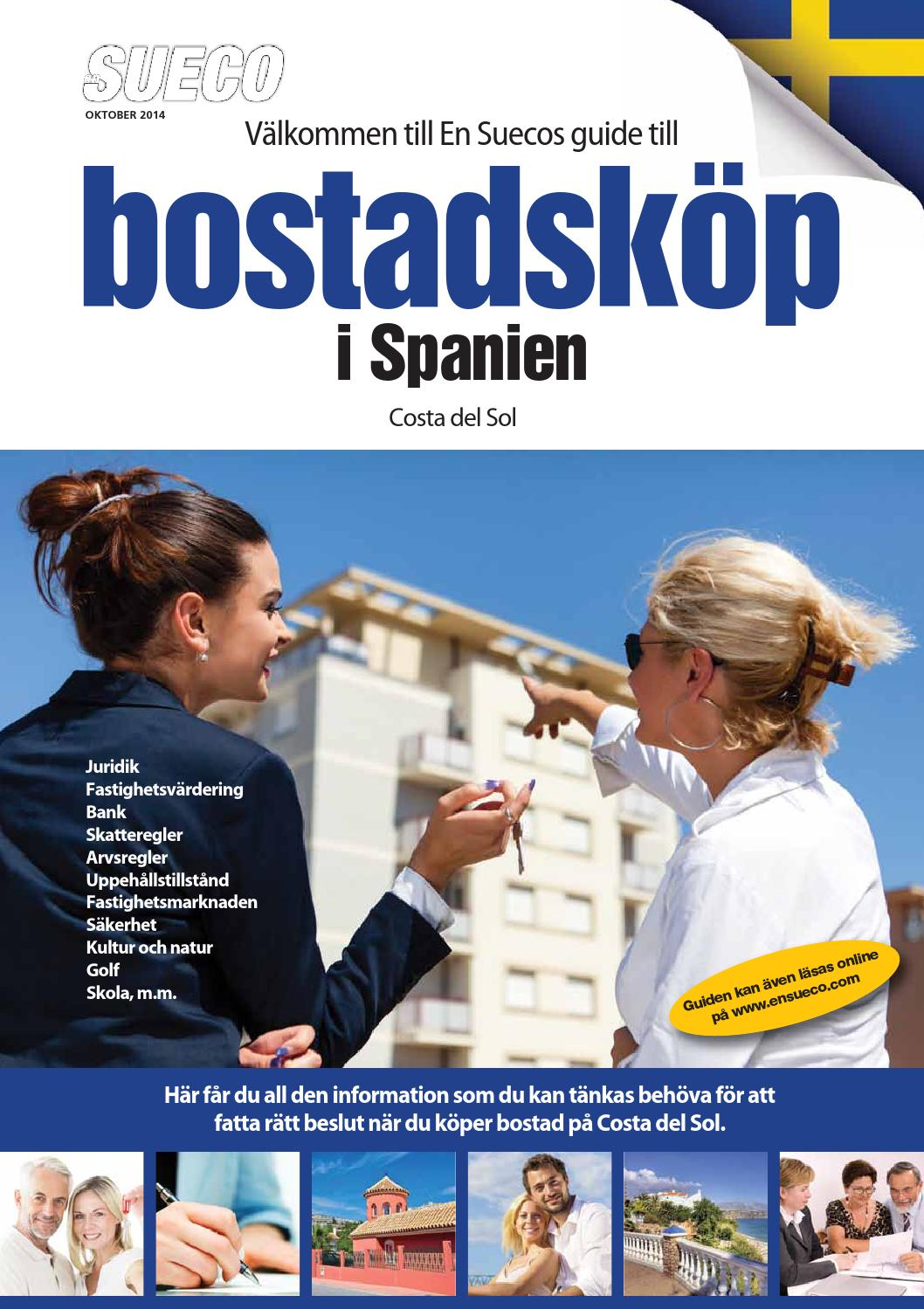 Guide Till Bostadskop I Spanien Costa Del Sol By Norrbom Marketing Issuu