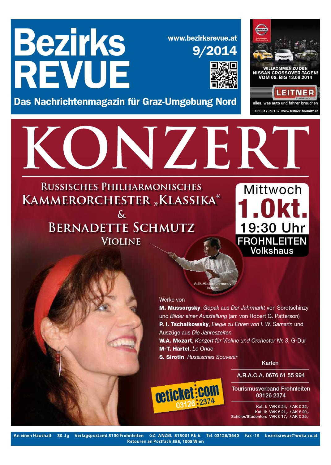 Bezirksrevue September By Woka Management Issuu