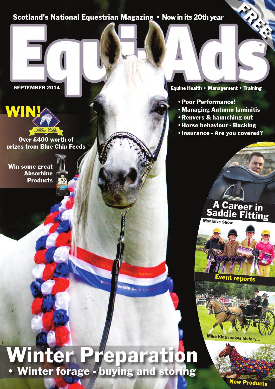 september 2014 equi-ads scotlandequi-ads ltd - issuu