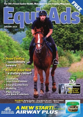 Equi-ads January 2014 - UK Edition