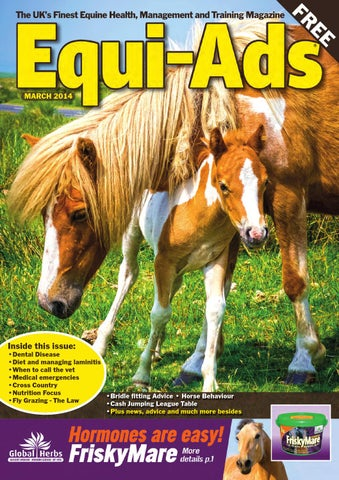 Equi-Ads March 2014 - UK Edition by Equi-Ads Ltd - issuu