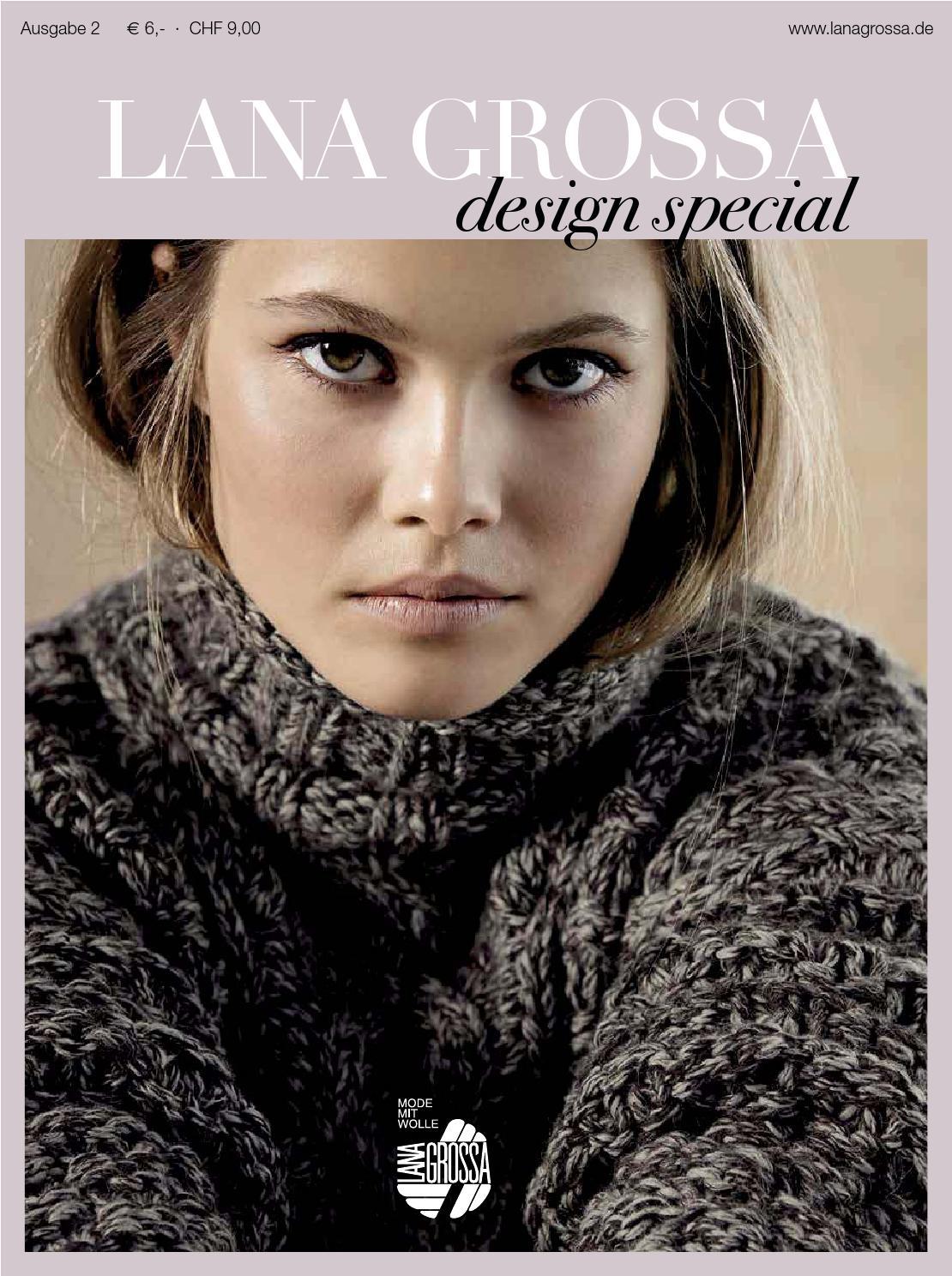 Lana grossa design special 02 by filati wolle handstrick mode issuu - Lana grossa diva ...