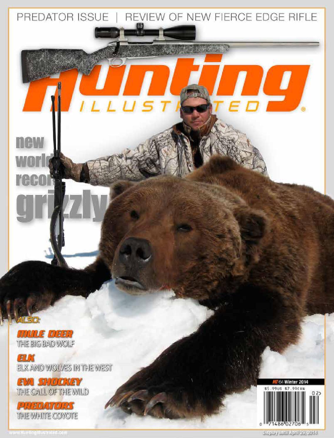 4947b028aaf Hunting Illustrated