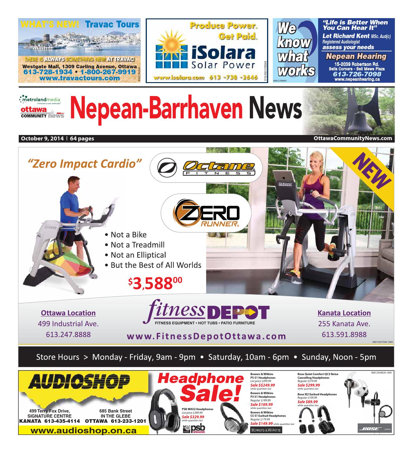 11429f9dd9 Nepean100914 by Metroland East - Nepean-Barrhaven News - issuu