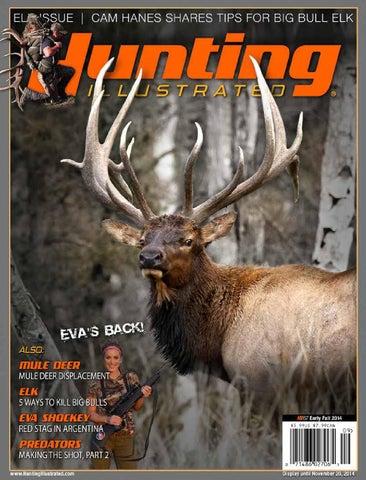 f71d68aa9b4 Hunting Illustrated Summer 2013