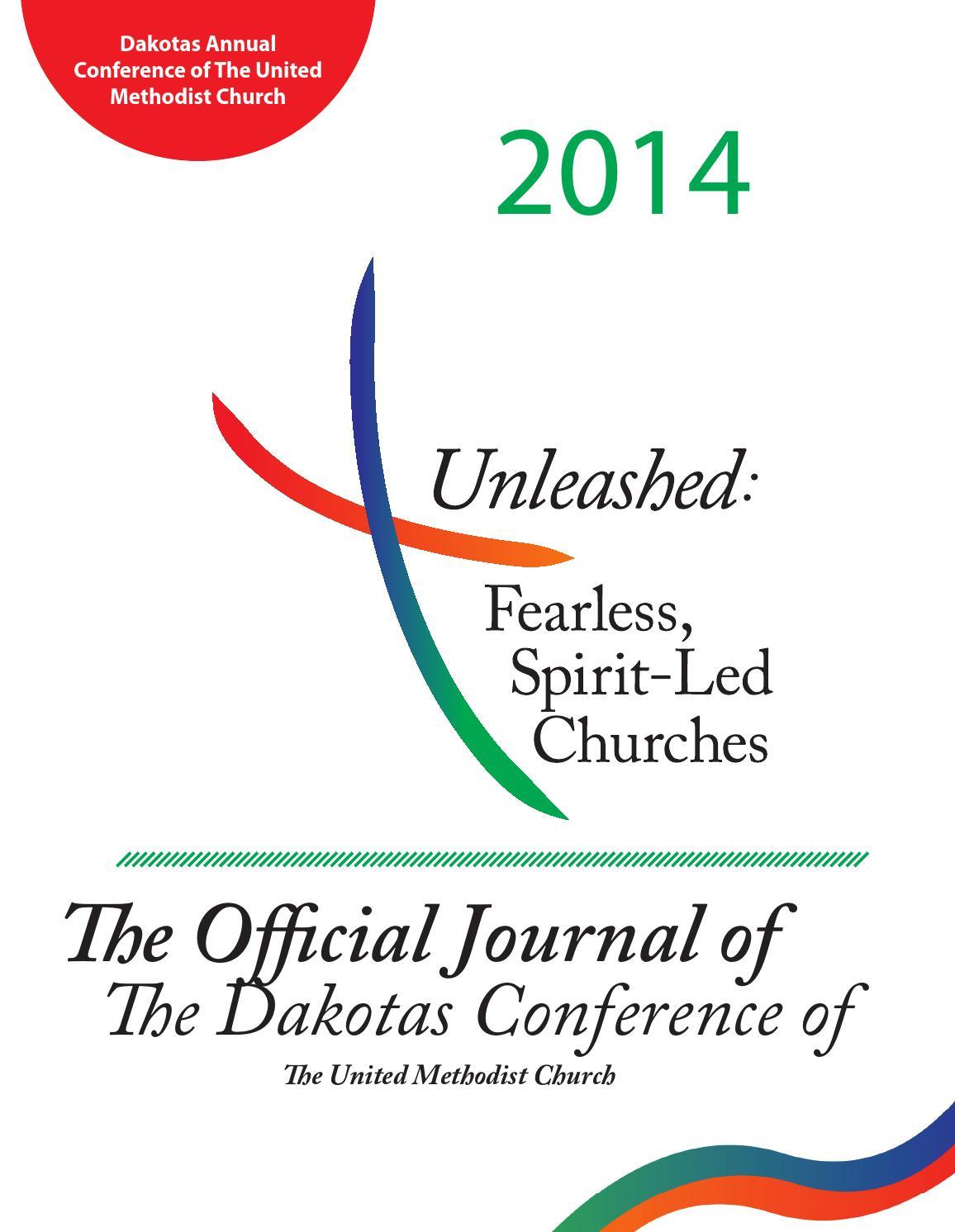 dakotas umc journal 2014 by dakotas conference umc issuu
