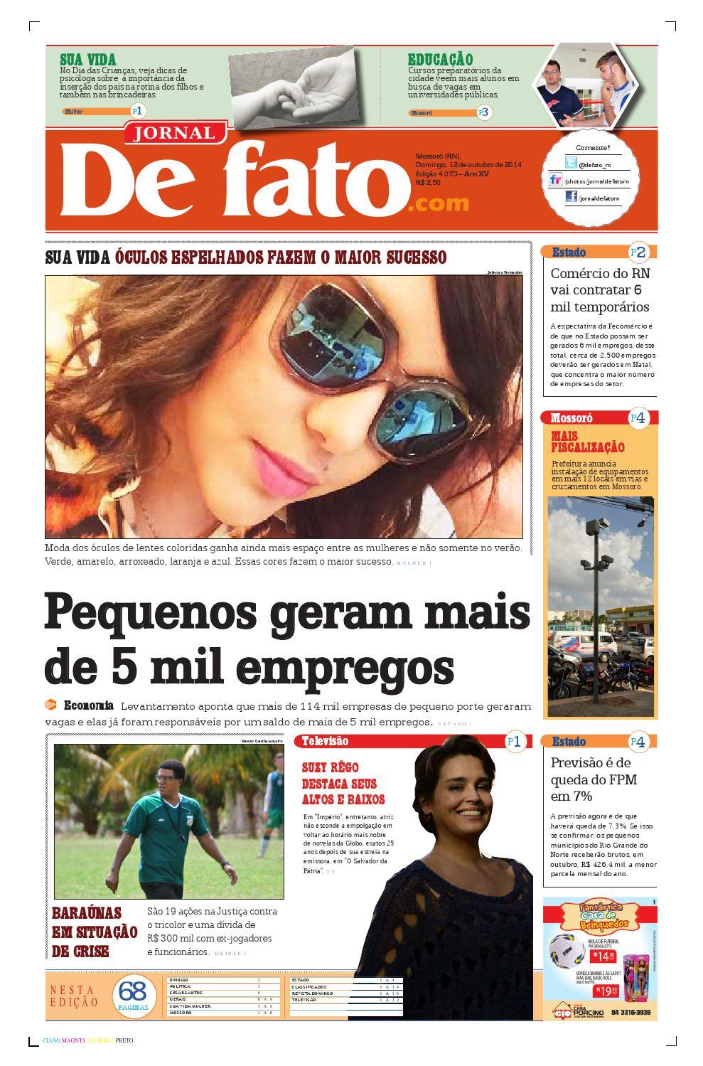 8692d42b175a9 Jornal de Fato by Jornal de Fato - issuu