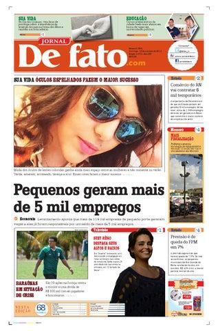 dbbf68de745a6 Jornal de Fato by Jornal de Fato - issuu