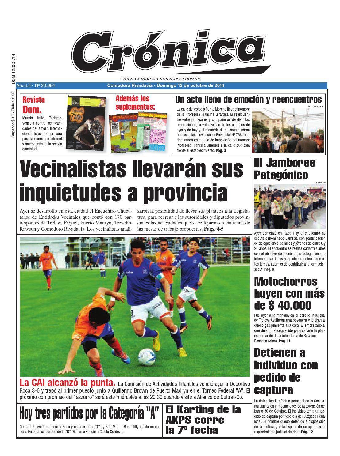 137d90242638a2da0126aff756d69915 by Diario Crónica - issuu