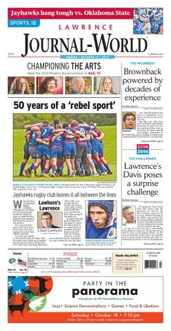 0fb832c22750 Lawrence Journal-World 10-12-14 by Lawrence Journal-World - issuu