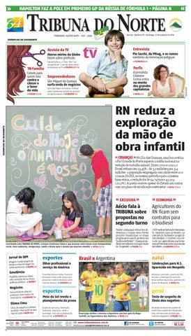 Tribuna do Norte - 12 10 2014 by Empresa Jornalística Tribuna do ... 561f6f1c51b9d