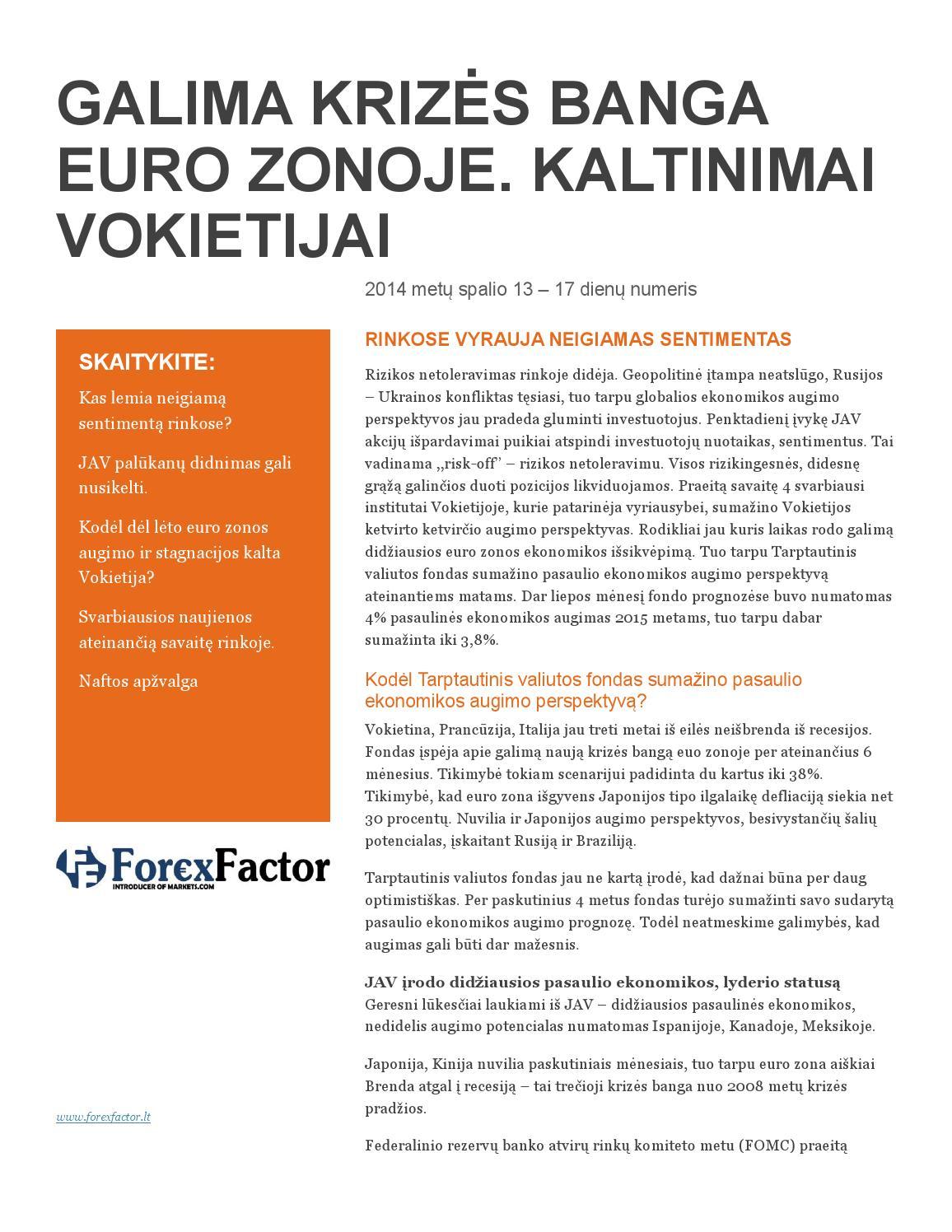 oranžinės einamosios sąskaitos forex