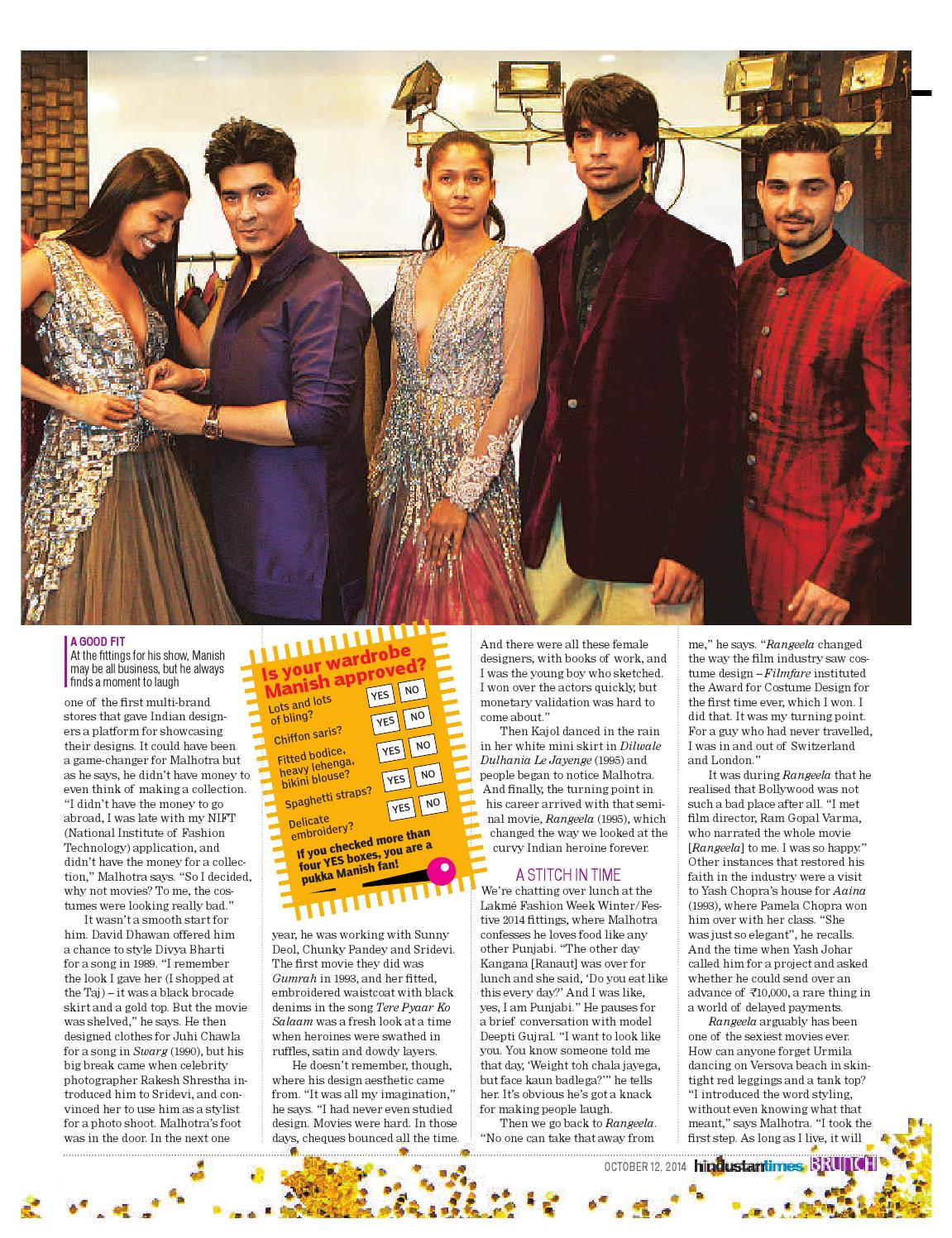 Brunch 12 10 2014 by hindustan times issuu thecheapjerseys Images