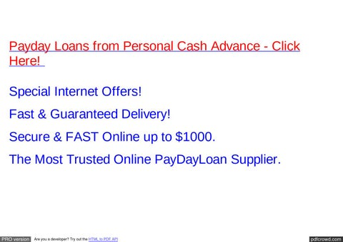 Most used online payday loans photo 9