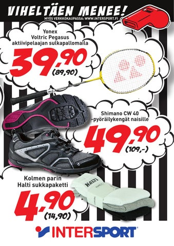 puhdistushinnat varoa uudet alhaisemmat hinnat Viheltäen menee! 15.-19.10.2014 by Intersport Finland - issuu
