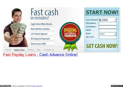 Small cash loans online photo 5