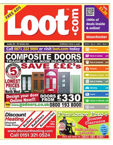 46d406ac3d Loot Manchester 5th October 2014 by Loot - issuu