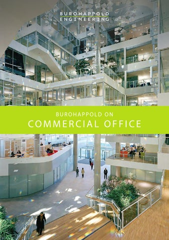 BuroHappold Engineering - Commercial Office
