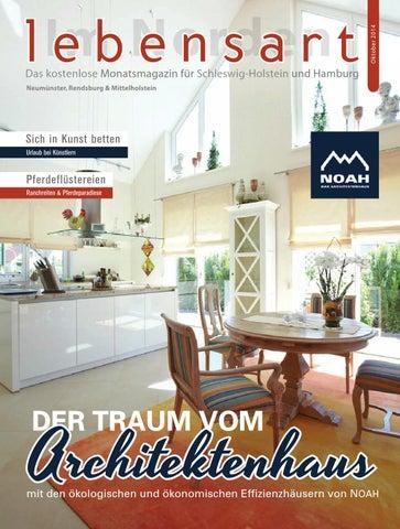 Lebensart Im Norden, Ausgabe Neumünster Oktober 2014 By ...