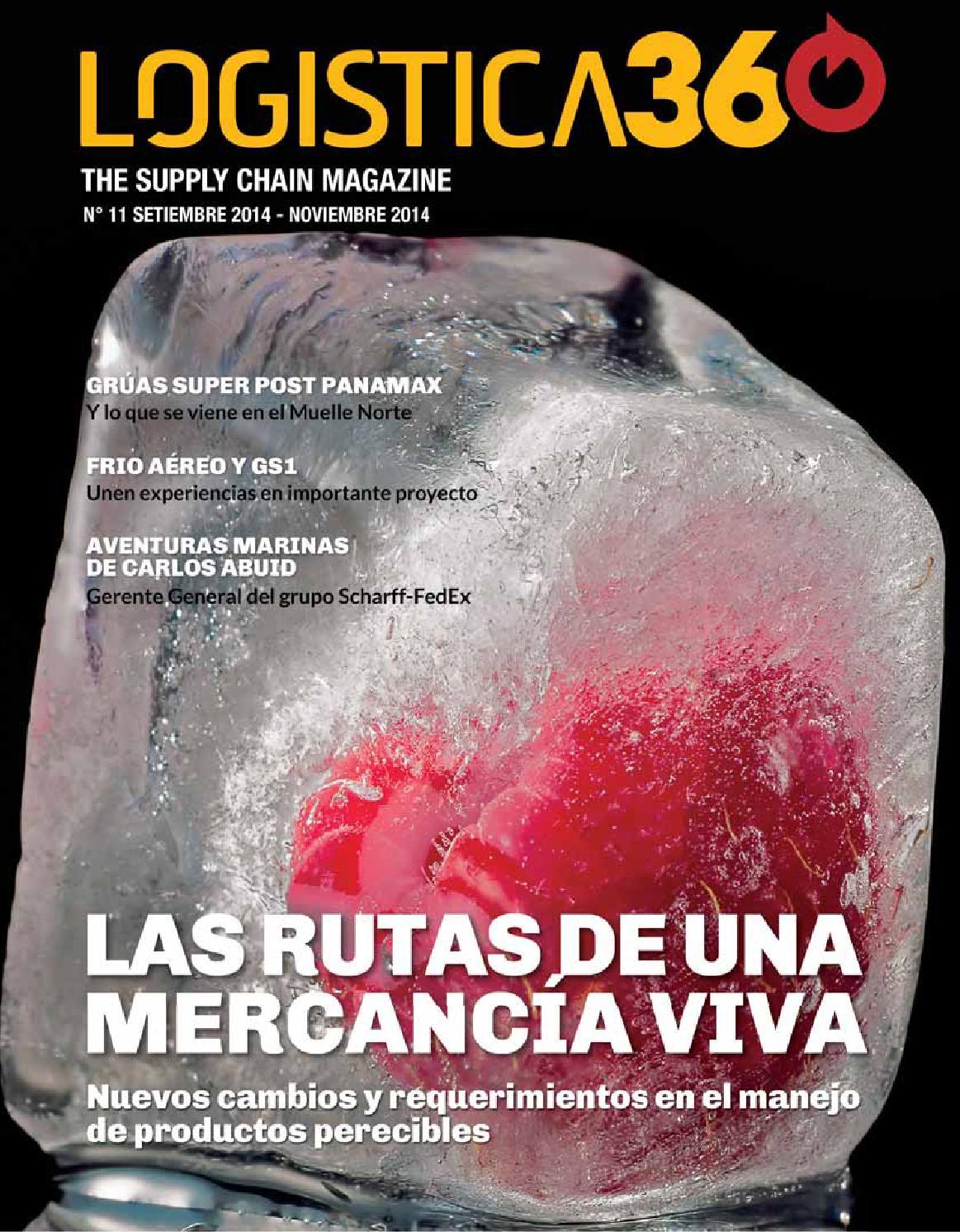 Revista Logistica360 \