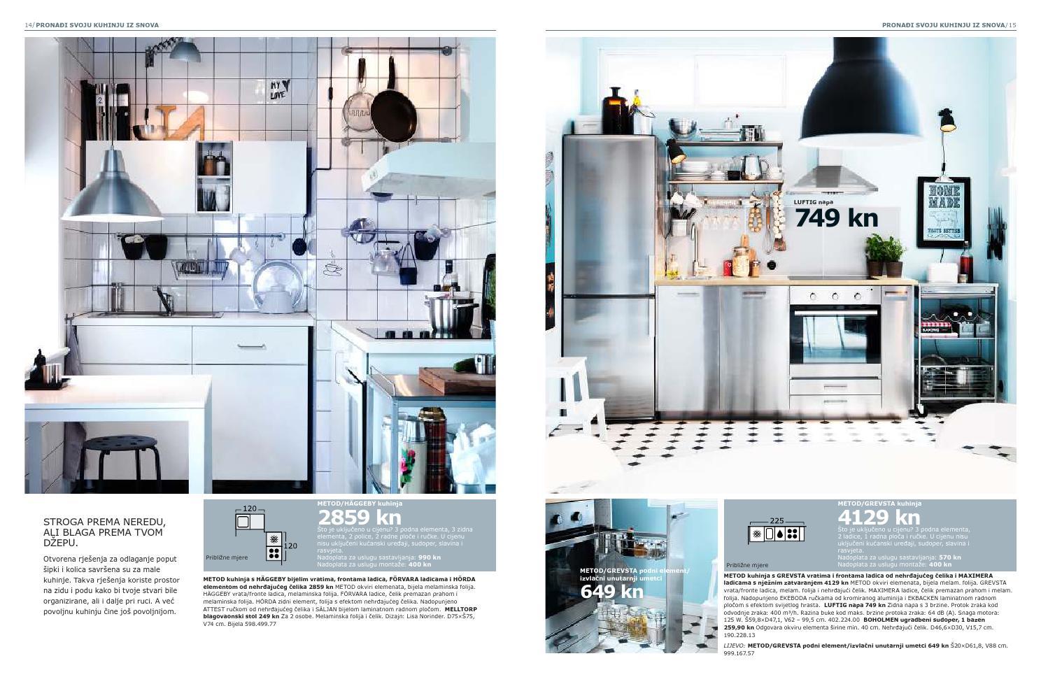 ikea metod kuhinje 2015 by issuu. Black Bedroom Furniture Sets. Home Design Ideas