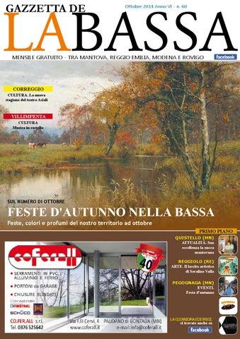 Gazzetta della Bassa. Tra Mantova 76743ff5050