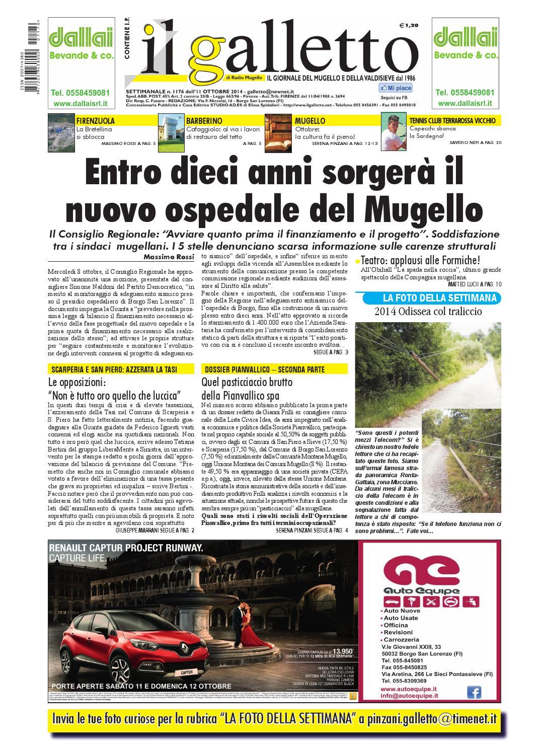 galletto 1176 del 11 ottobre by il galletto giornale issuu