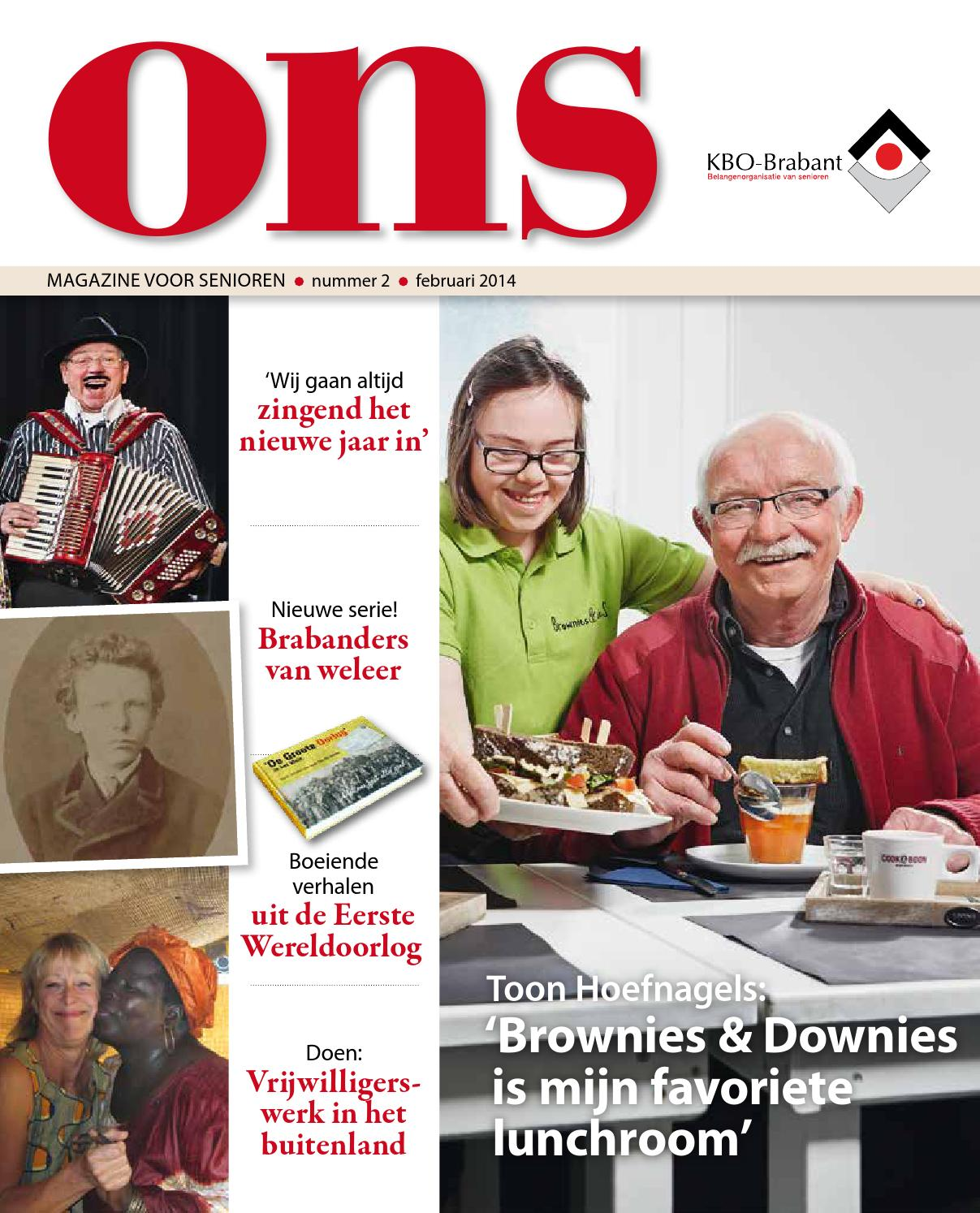 Ons 02 2014 By Kbo Brabant Issuu