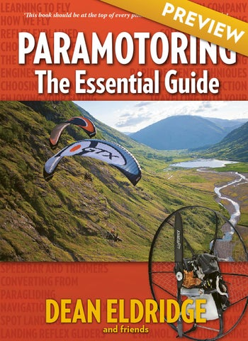 Paramotoring: The essential guide preview by Cross Country