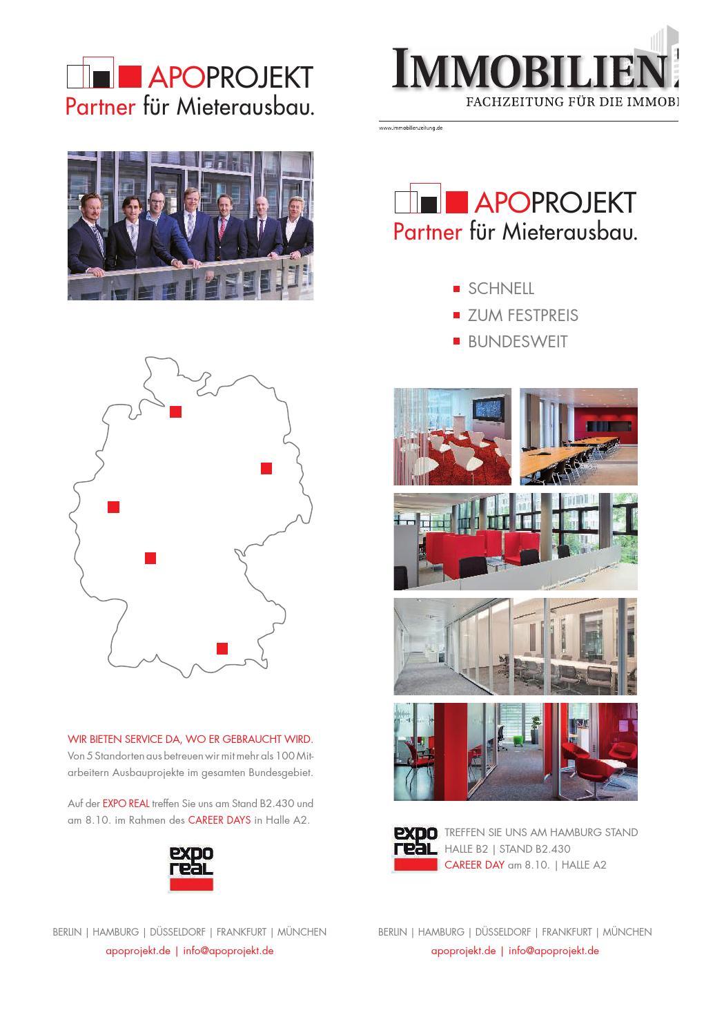 IZ Doppelausgabe 39-40 2014 by Immobilien Zeitung Verlagsgesellschaft mbH -  issuu