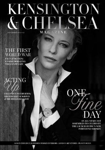 The Kensington   Chelsea Magazine November 2014 f83357d84