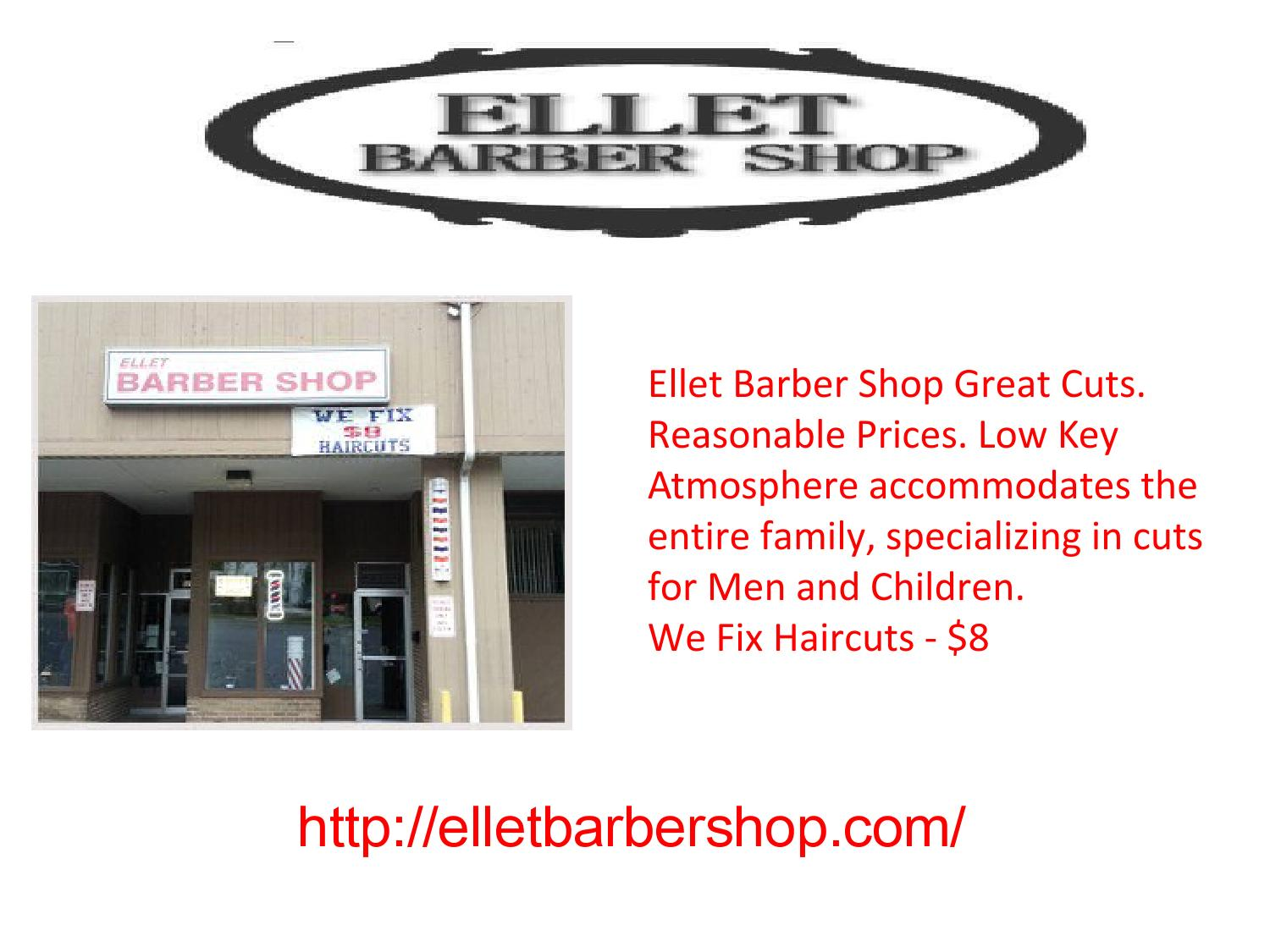 Barber Shop Mens Haircuts And Childrens Haircuts Akron Oh By